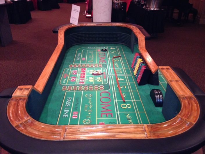 Craps tables in south florida valise sac a dos sac de voyage a roulettes