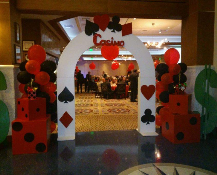 Mottoparty Las Vegas