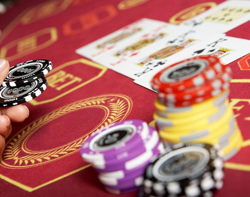 how to become a blackjack dealer florida